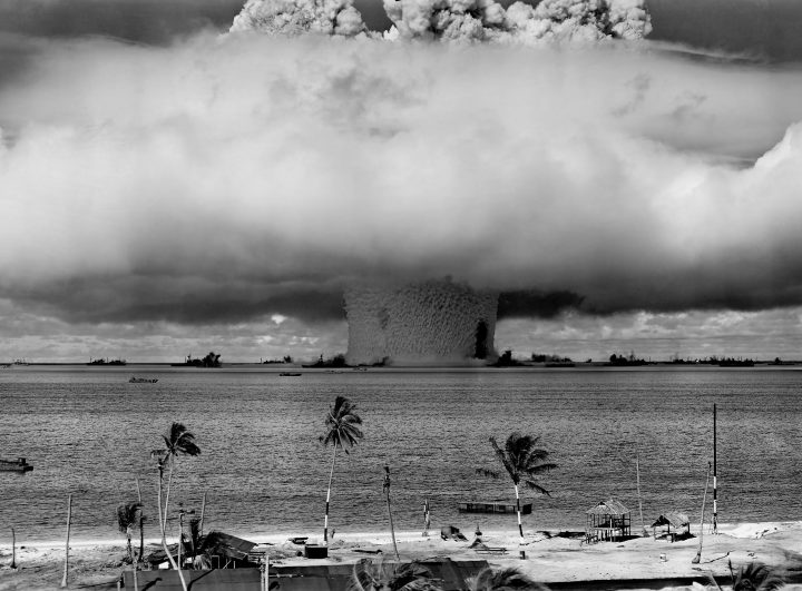 Baker Shot Nuclear Weapon Test