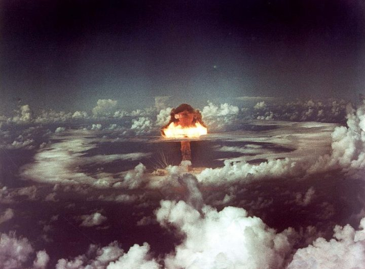 Ivy King Nuclear Test