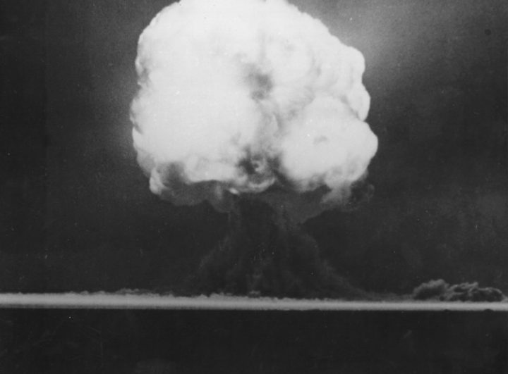 Trinity World first ever atomic bomb test